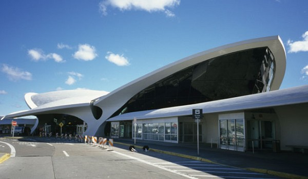 New york architecture images twa terminal for Hotels near jf kennedy airport