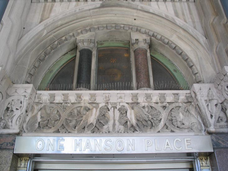 Tallest Building In New York >> New York Architecture Images- Williamsburgh Savings Bank