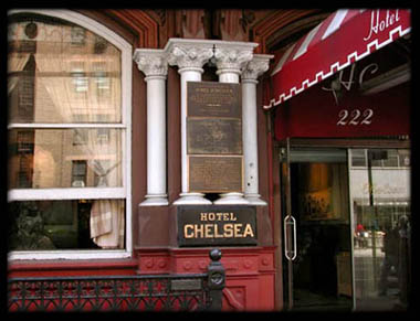 New York Architecture Images Chelsea Hotel