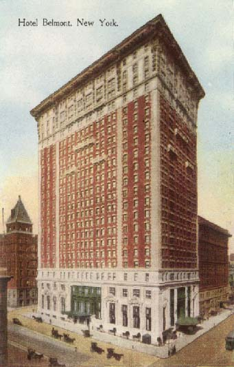 New York Architecture Images The Manhattan Hotel