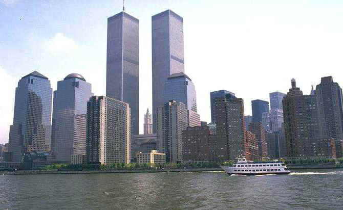 New York Architecture Images World Trade Center
