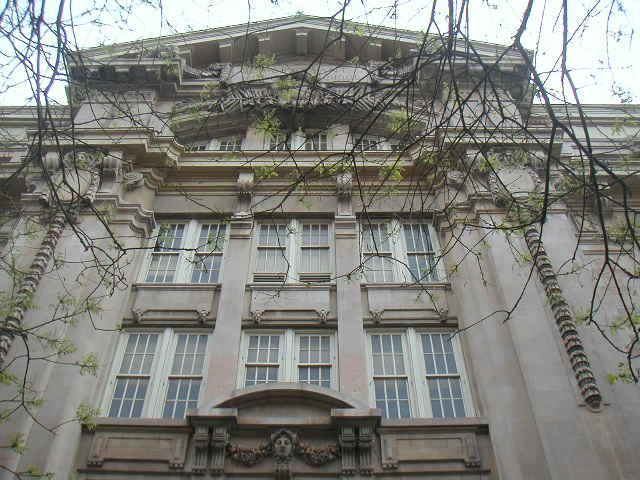 New York Architecture Images Old Stuyvesant High School