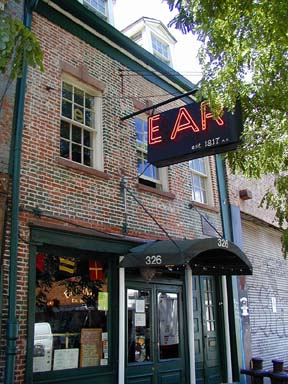 New York Architecture Images The Ear Inn James Brown House