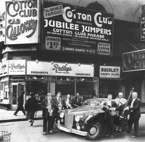 New York Architecture Images- The Cotton Club