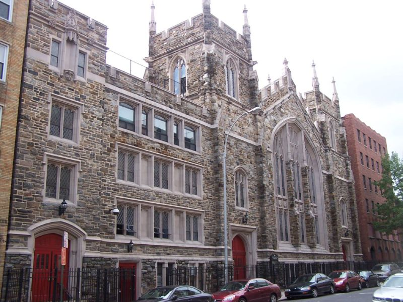 Abyssinian Church The
