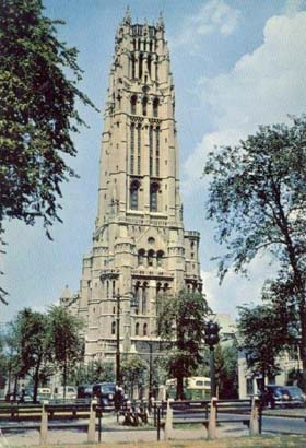 New York Architecture Images Riverside Church