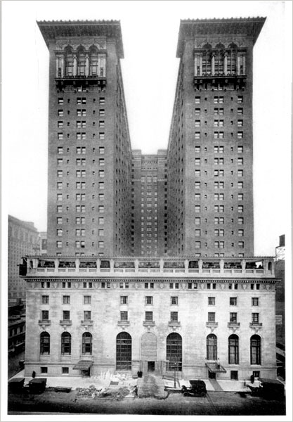 New York Architecture Images Biltmore Hotel