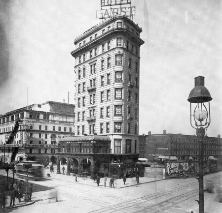 New York Architecture Images Pabst Hotel