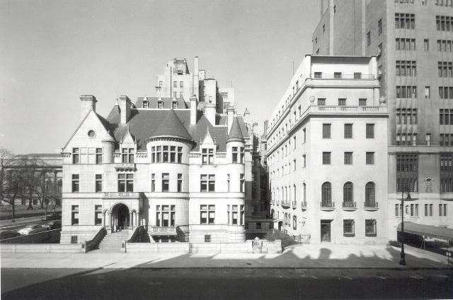 New York Architecture Images Brokaw House