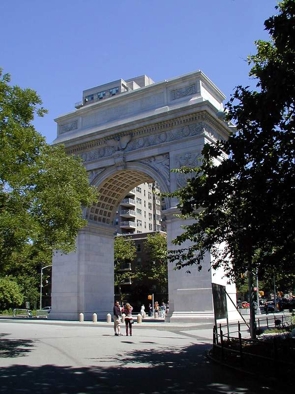 New York Architecture Images Victory Arch
