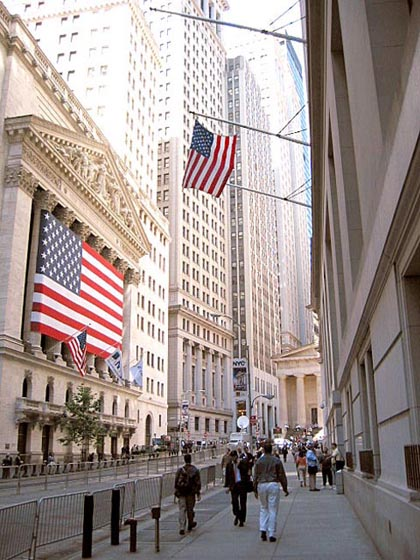 New York Architecture Images New York Stock Exchange