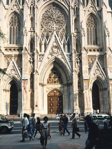 New York Architecture Images Trinity Church