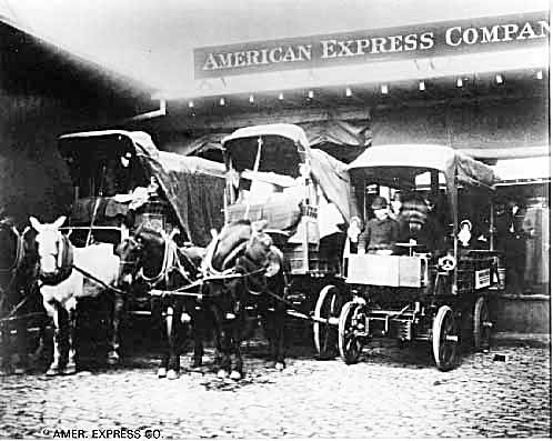 american express co in