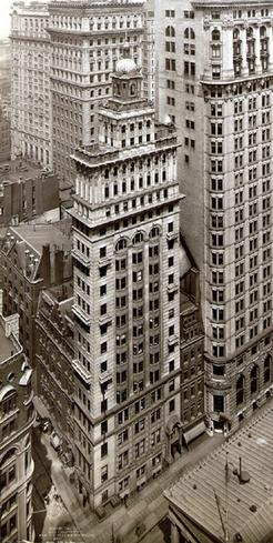 New York Architecture Images Bankers Trust Company Building