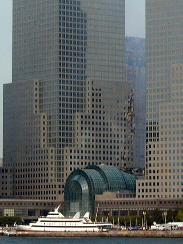 Famous Buildings Of The World World Financial Center