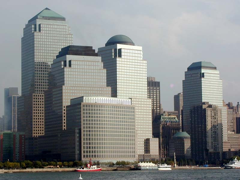 New York Architecture Images World Financial Center