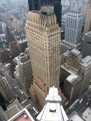 New York Architecture Images Chanin Building