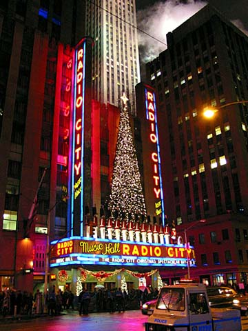 New York Architecture Images Radio City Music Hall