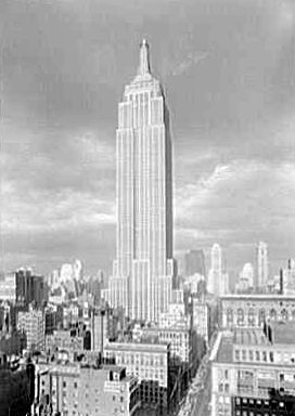 new york architecture images empire state building