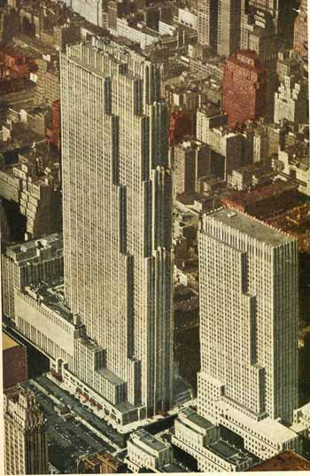 Hotels In New York City >> New York Architecture Images- RCA Building