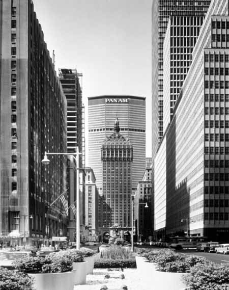 New york architecture images met life building for Design consulting nyc