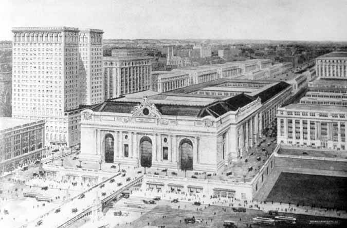 New York Architecture Images Grand Central Terminal