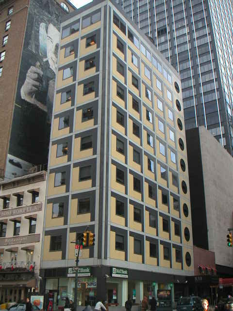 New York Architecture Images 830 Eighth Ave