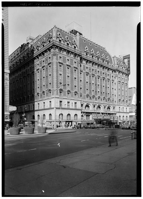 New York Architecture Images Astor Hotel