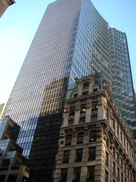 New York Architecture Images Hsbc Bank Tower