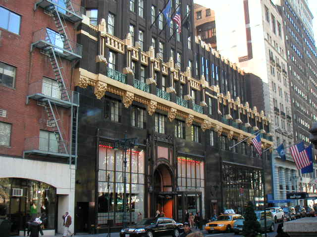 New York Architecture Images American Standard Building
