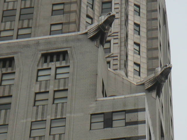 New york architecture images chrysler building for Chrysler building ceiling mural