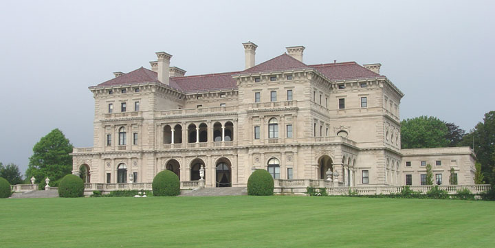 Newport Mansions Tour Cost