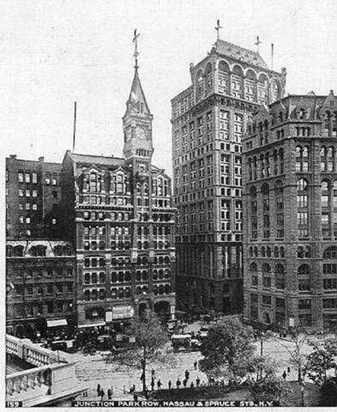 New York Architecture Images The American Tract Society