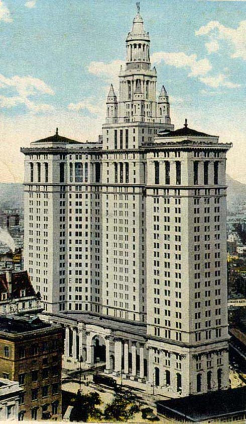 Second Largest Building In New York City