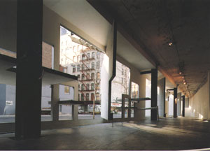 New York Architecture Images Storefront For Art And