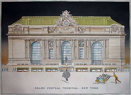 The Previous Grand Central