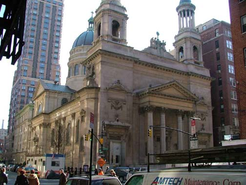 New York Architecture Images St Jean Baptiste Church Rc