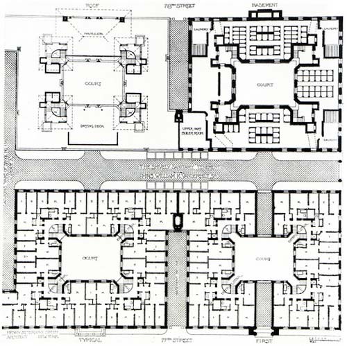 24 Manhattan Apartment Floor Plans The 11 Most: Tenement Treatment For Tuberculosis