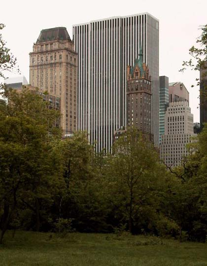 New York Architecture Images The Sherry Netherland Hotel