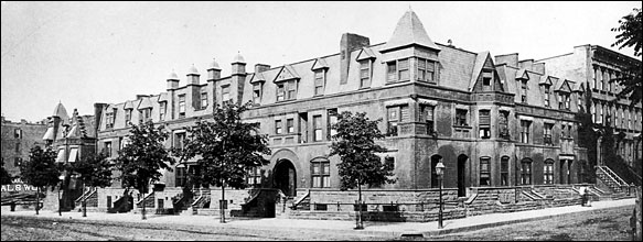 101 West End Ave >> New York Architecture Images- Henderson Place