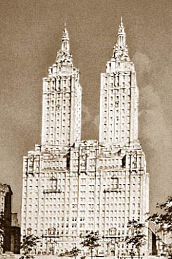 New York Architecture Images