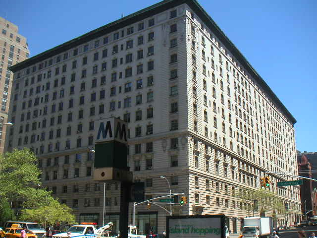 New York Architecture Images The Apthorp
