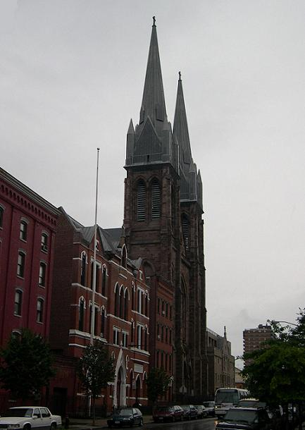 New York Architecture Images Williamsburg Brooklyn Holy