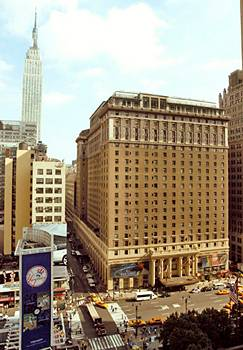 E M Statler The Founder And Owner Of Hotel Pennsylvania Lived In His Own Private Suite Until Day He D Also Inside