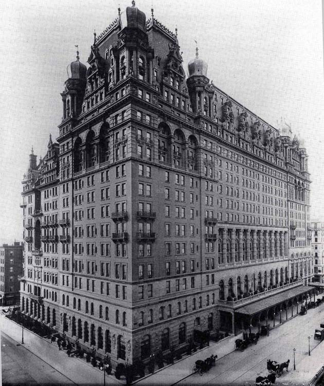 18 And Older Hotels In New York: New York Architecture Images- The Waldorf Astoria
