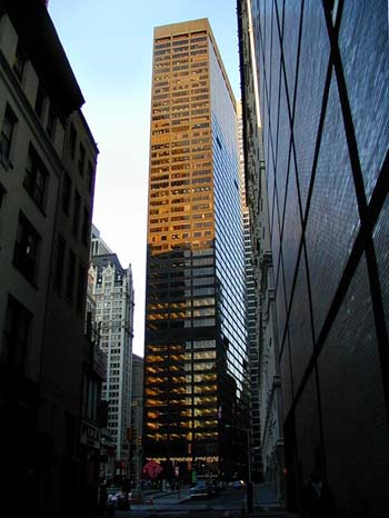 New York Architecture Images- HSBC BANK BUILDING