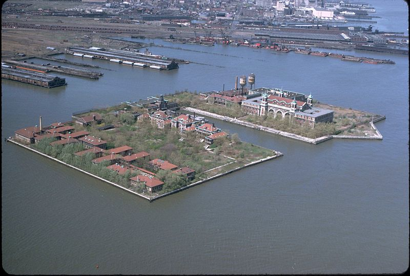 Ellis Island Tours Today