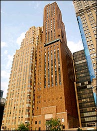 New York Architecture Images Downtown Athletic Club