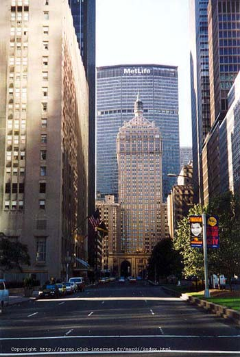 New York Architecture Images Met Life Building