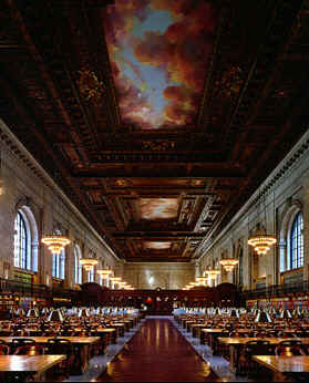 New York Architecture Images- New York Public Library
